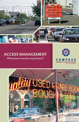 Image of access management brochure